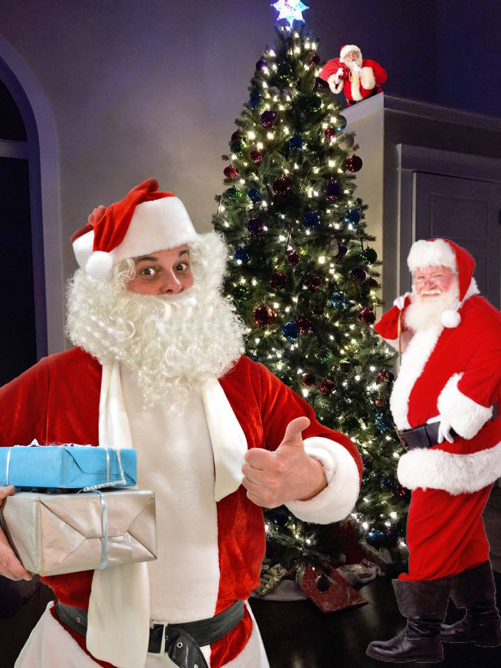 Capture Santa in a Photo in Your Home!